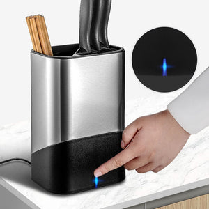 Electronic Knife Holder Chef Cleavers Steriliser