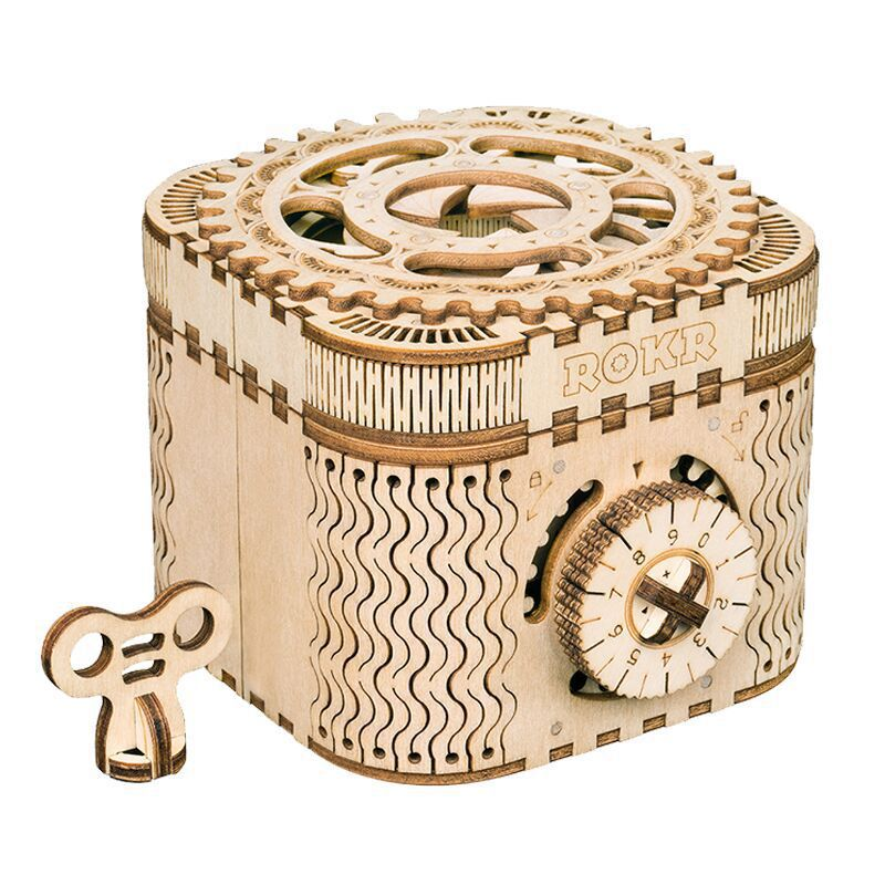 Puzzle Box 3D Ideal for children with ADHD and other attention deficit disorders /  Alzheimer's