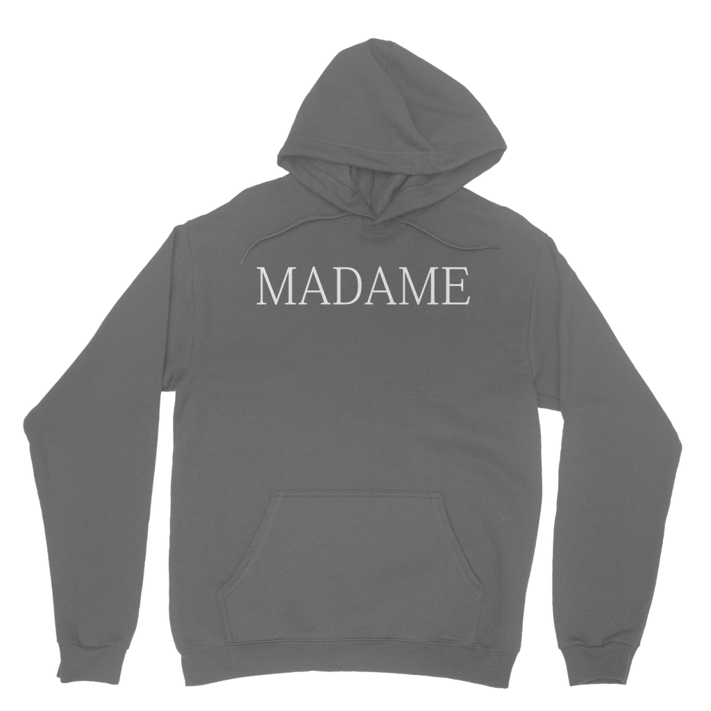 Madame Classic Adult Hoodie