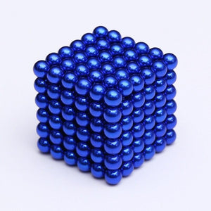 Stress Balls with Magnetic Potencey