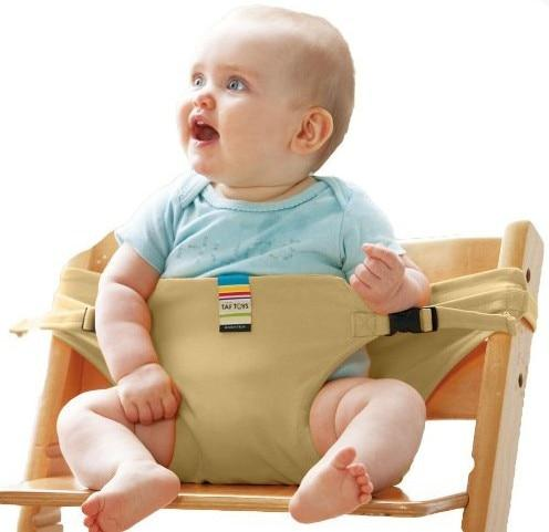 Baby Dinning Chair Belt - Ideal for Travelling, Hotels, Holidays and Grandparents