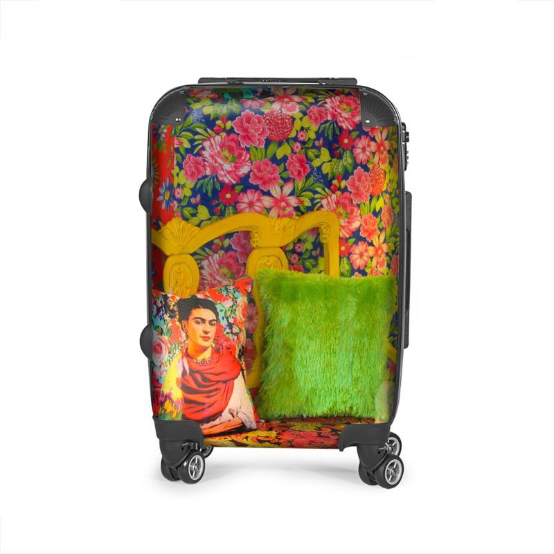 Frida Kahlo Suitcase