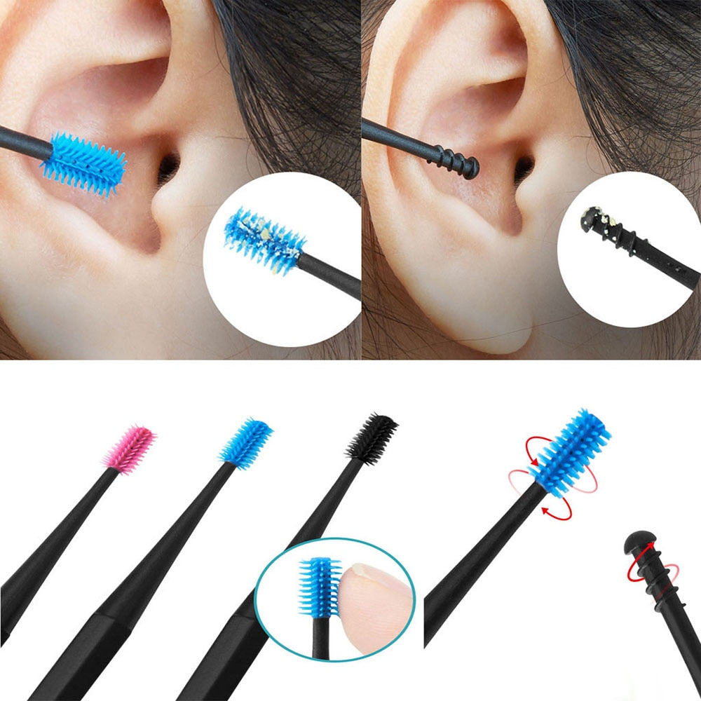 Ear Wax Cleaning Tool - Safe and Natural