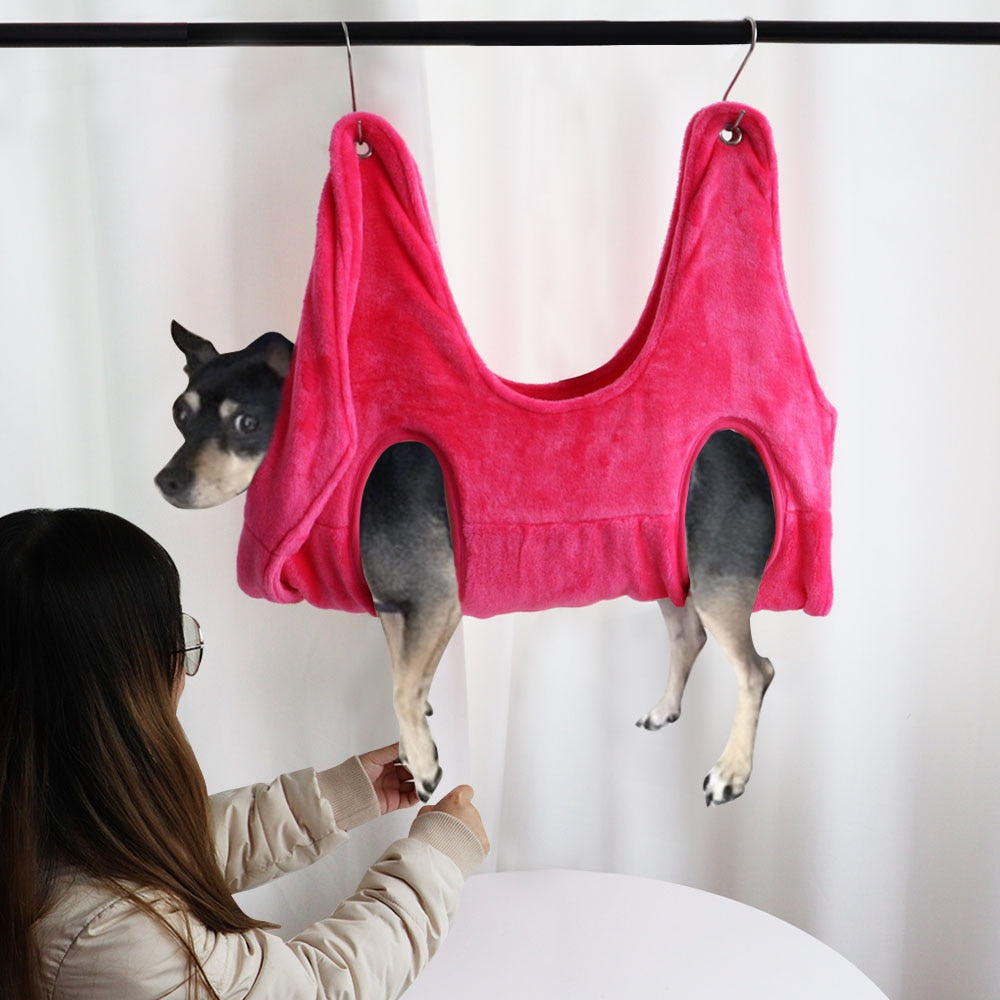 Dog and Cat / Pet Grooming Hammock