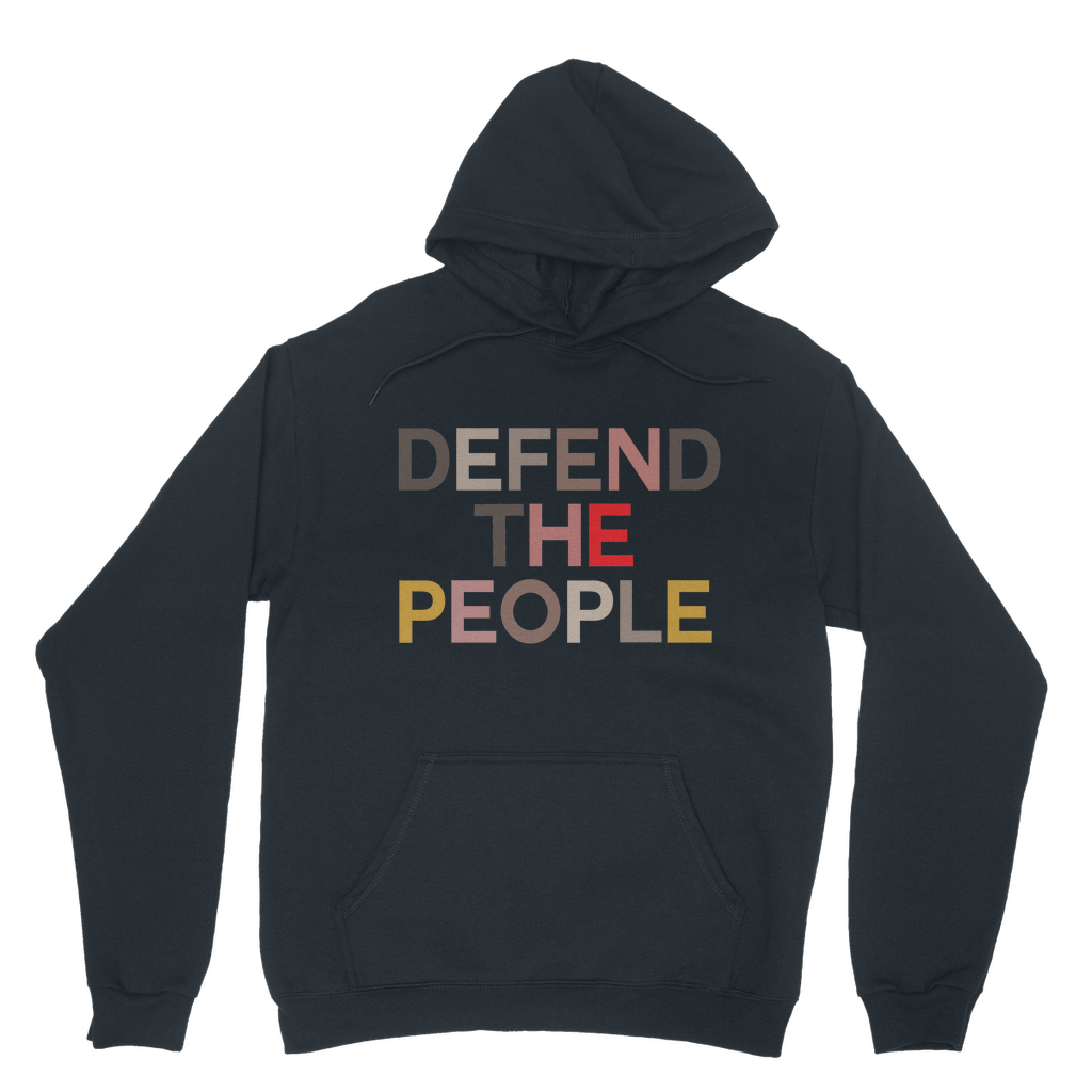 Defend the people sweatshirt by Pearls and Bees