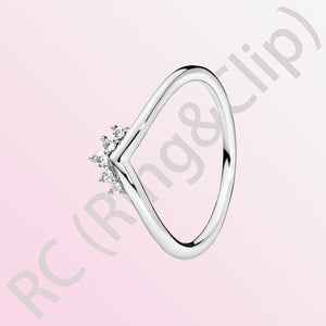 Sterling Silver Rings for Women perfect for Engagement or an  Anniversary