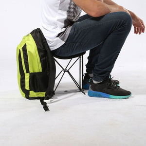 Outdoor Backpack Folding Chair -