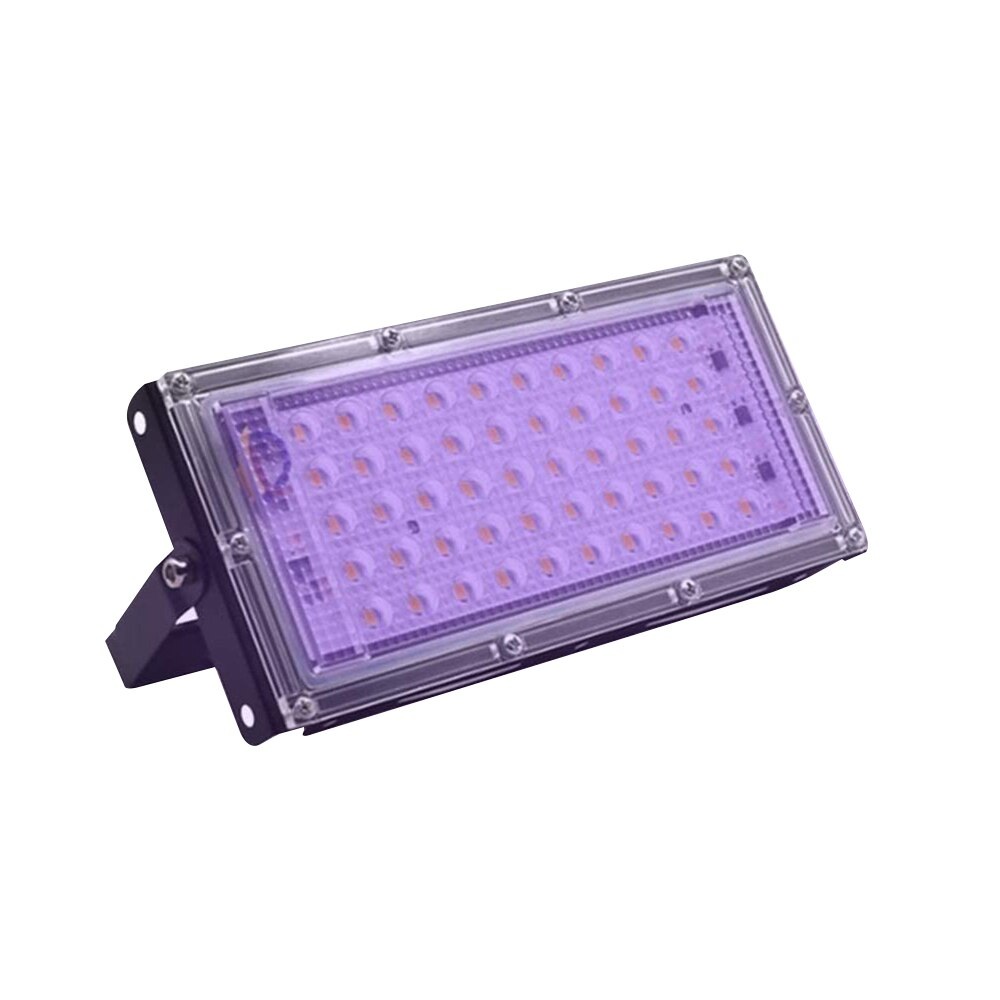 50W LED Flood Light Germicidal Home UV Lamp