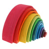 Beautiful Rainbow Building Toy  - Ideal for Fine Motor Skills