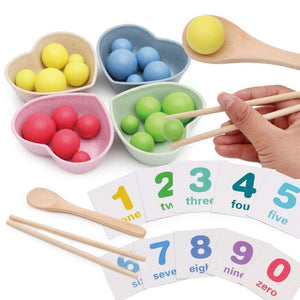 Fun Childrens Maths Toy For Numerical Excellence, Spatial Awareness and Problem Solving