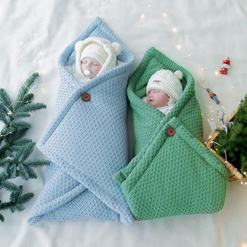 Luxury Warm Baby Sleeping Bag Envelope Womb Style