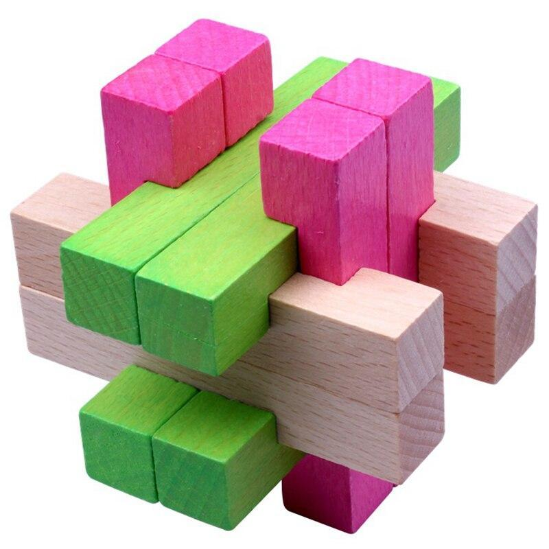 Mental Wellness Puzzle Blocks for Anxiety, ADHD and Depression