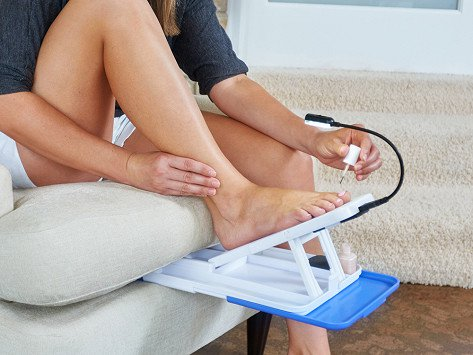 Do it yourself Pedicure Set - Proffesional and Easy to Use