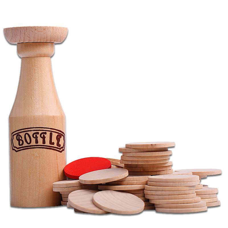 Wood Bottle Challenge For Concentration Skills ADHD