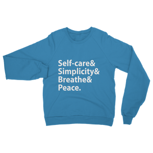 Unisex Stand Out With Self-Care Sweatshirt