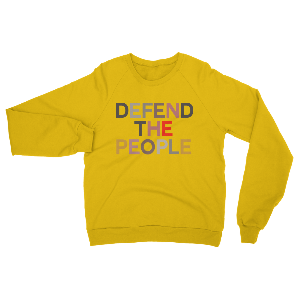 PEOPLE SWEATSHIRT IDEAL FOR SCHOOL RUN PEARLS & BEES