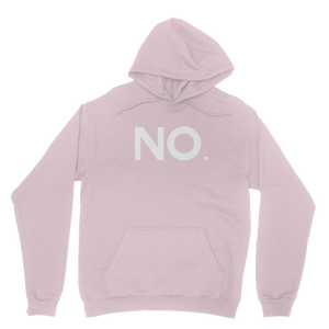 No. Classic Adult Hoodie