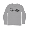 Breathe Mental Health Long Sleeve T-Shirt