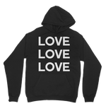 All You Need Is Love Adult Hoodie