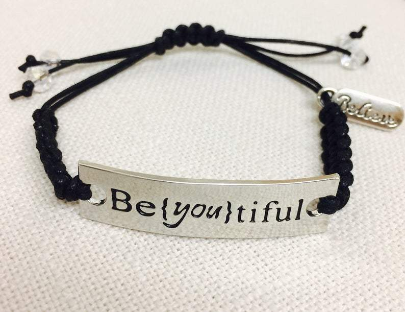 Bracelet For those struggling with Anxiety and Self-Confidence