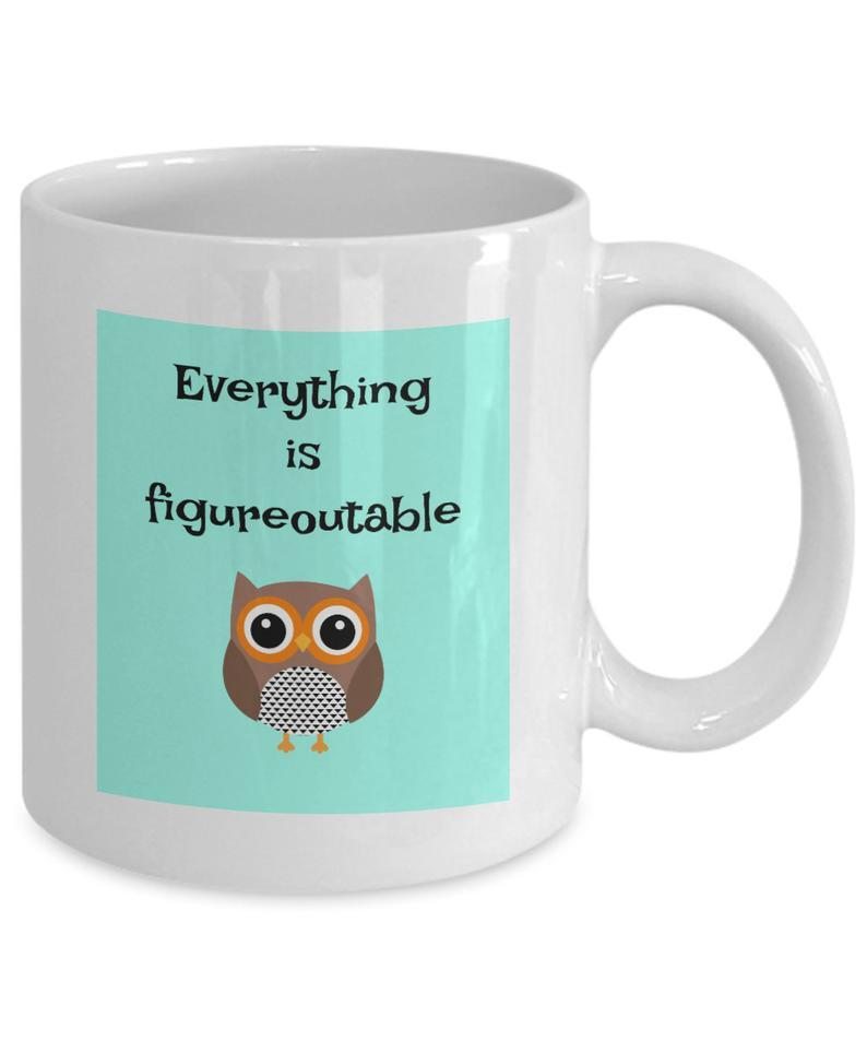 Encouraging Mug, Great gift for Friends and family who feel Anxious or depressed