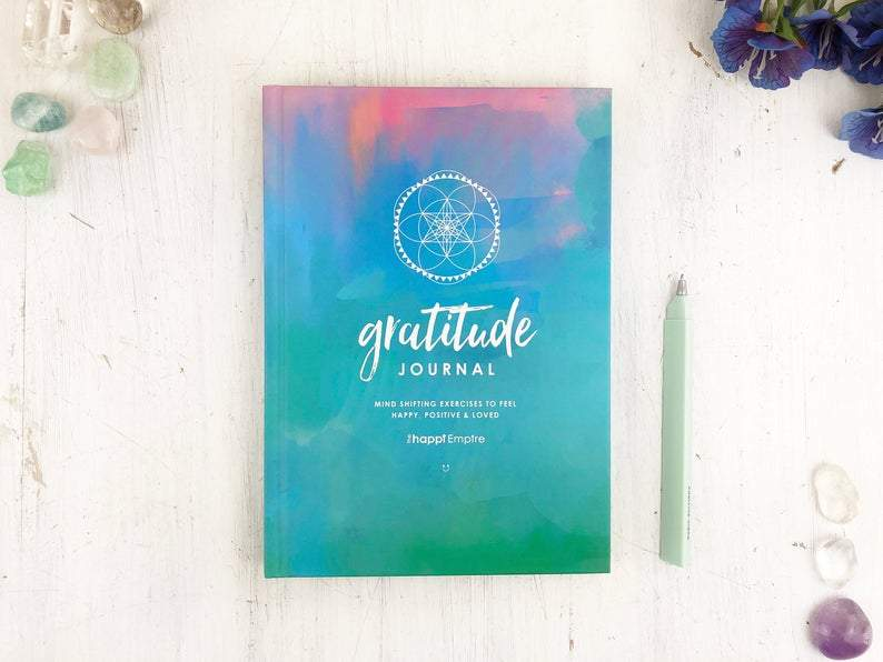 Gratitude Journal Great For Self Care & Mental Health