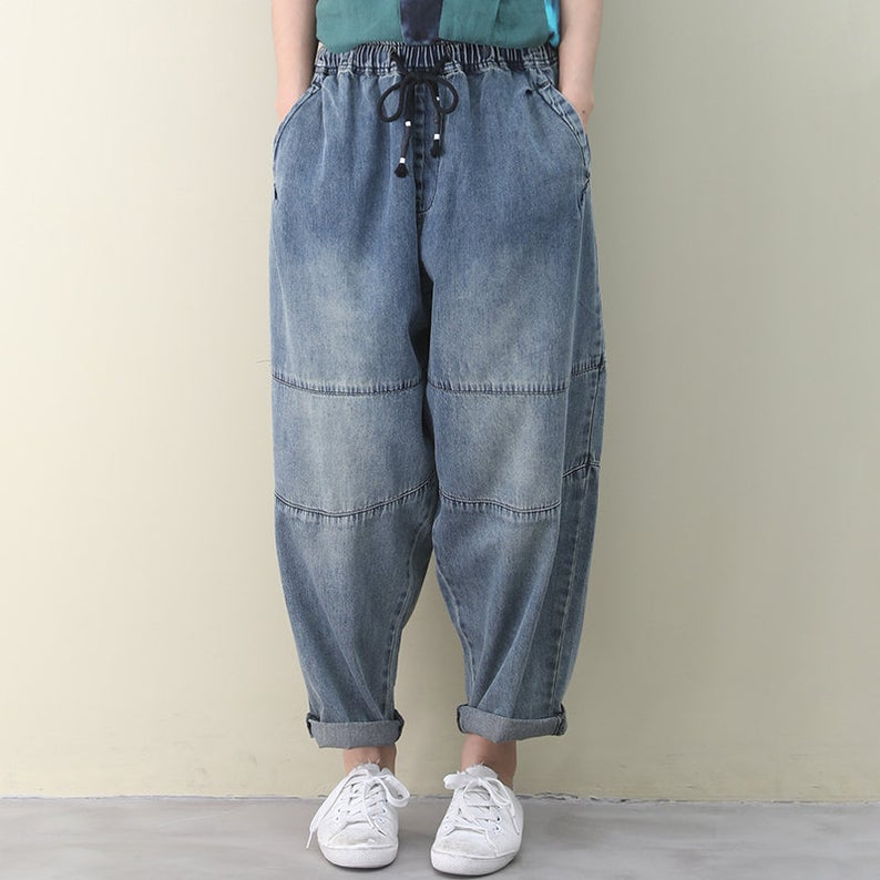 Oversized Jeans