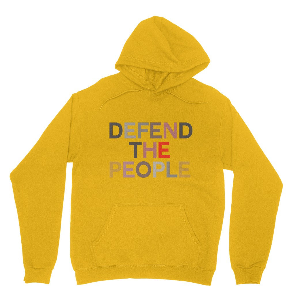 Urban Hoodie Ethically made and Vegan Friendly - Great for Lounging, Netflick and Chill, School Runs and TikTok /Instagram Influencers
