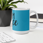 Strong and Fearless Mug for Anxiety and Depression Warriors