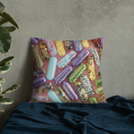 Happy Meds Cushion - Gorgeous Home Wear
