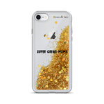 Supe Grand MAMA Liquid Glitter Phone Case