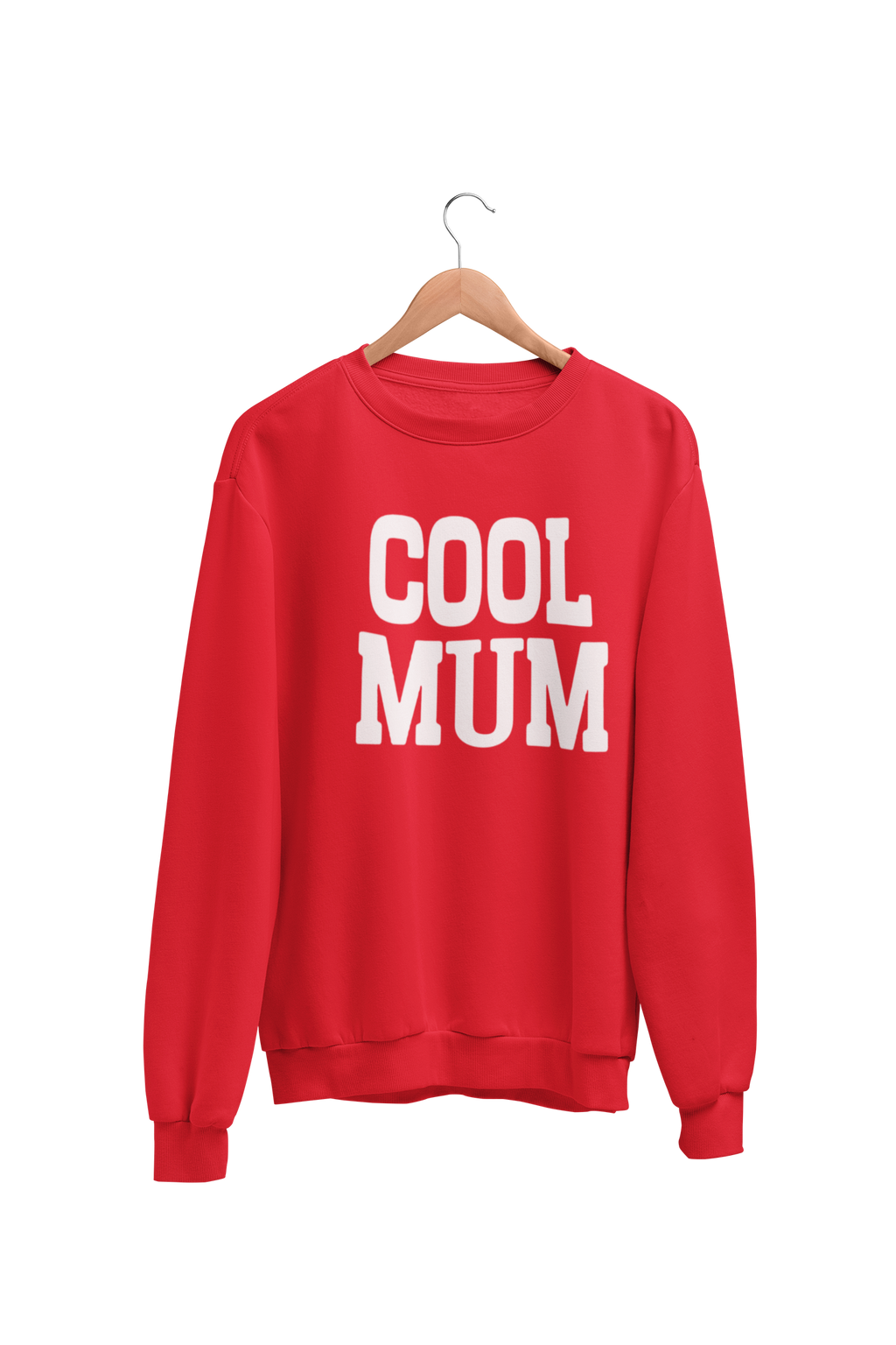 Cool Mum Adult Sweatshirt