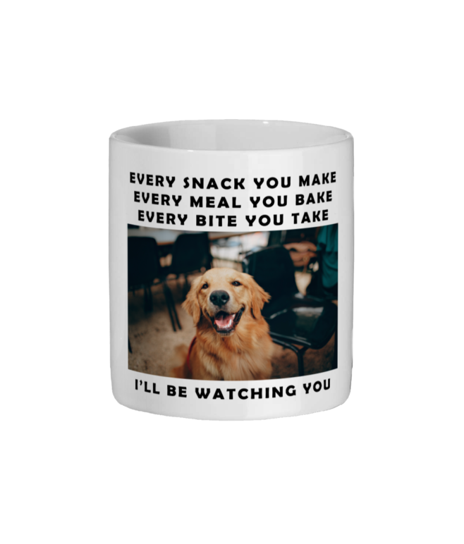 Personalised Pet Ceramic Mug - Ideal Gift