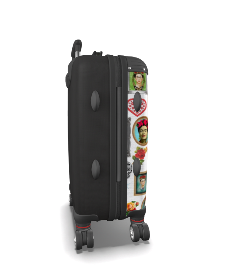 Frida Kahlo Luggage Suitcase