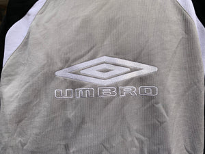 Umbro Grey Black