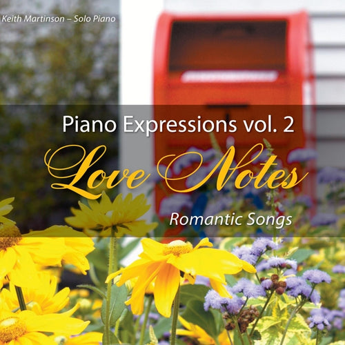 Piano Expressions, Vol 2: Love Notes (Romantic Songs) - CD