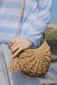🔥2018 Must Have Tassel Beach Shoulder Bag