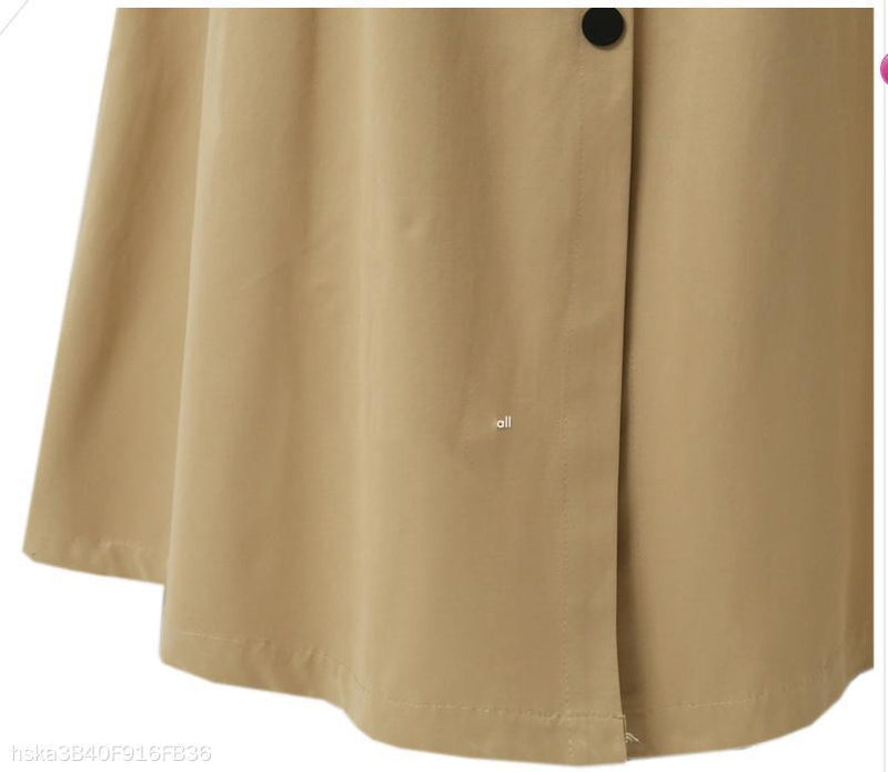 High Waistband Slim Pettiskirt