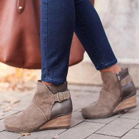 Fashion Style Winter/Autumn High Heel Boots