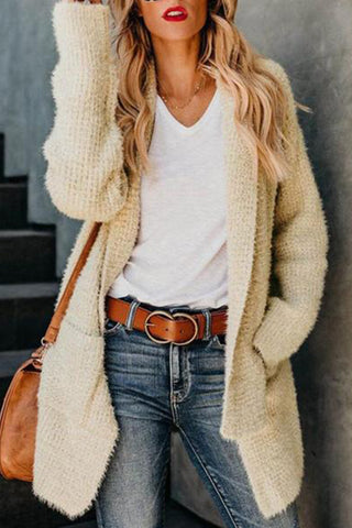 Sexy autumn/winter pure cardigan