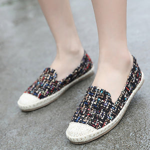 National Bohemian comfortable Flat Espadrilles shoes
