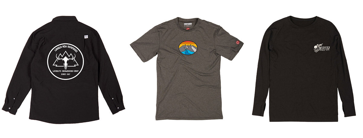 CG Habitats collaboration apparel