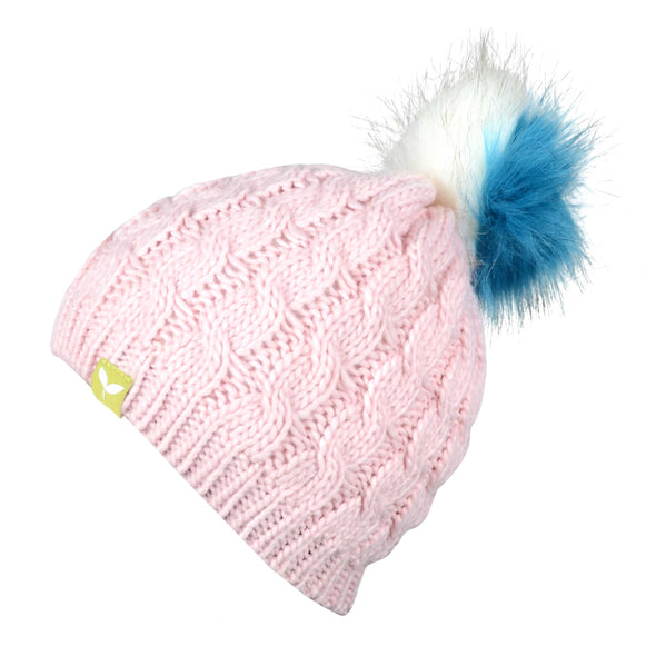 Kids Kushi-riki Fleece Lined Snow Bunny Beanie