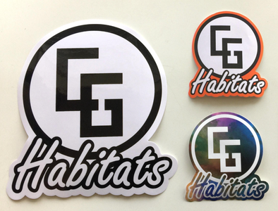 CG Sticker Pack