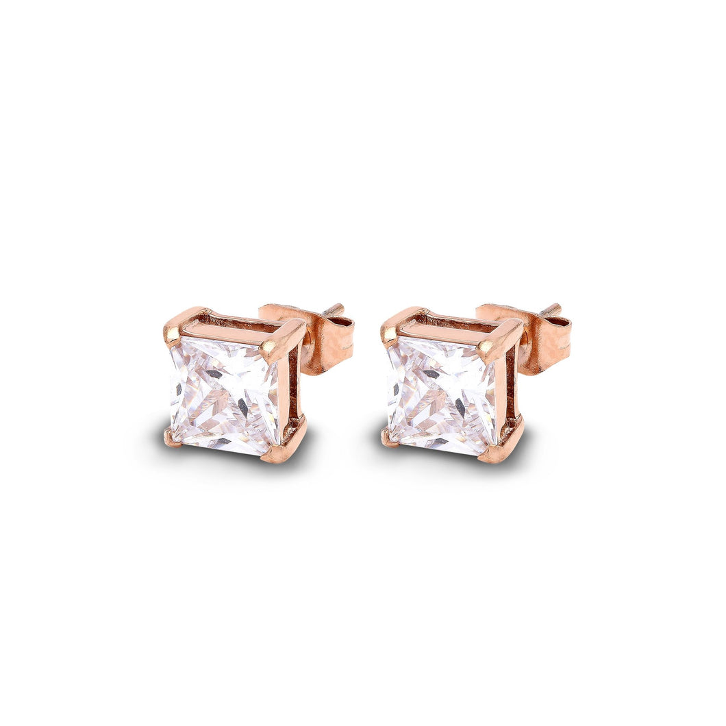 ANNEBRAUNER Solitaire Princess Rose/White
