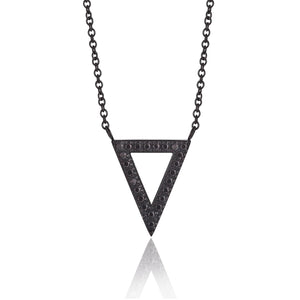 ANNEBRAUNER Triangle Black