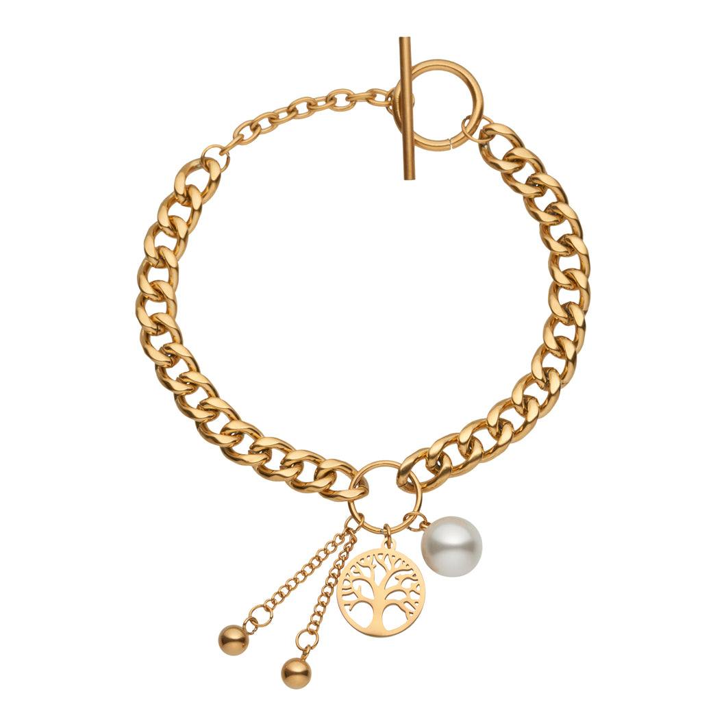 ANNEBRAUNER Tree of Life Bracelet