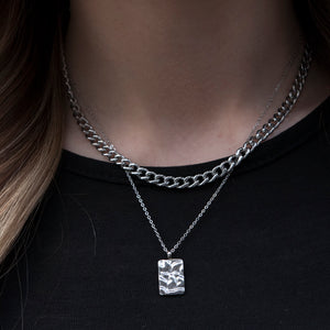 ANNEBRAUNER Panzer Necklace