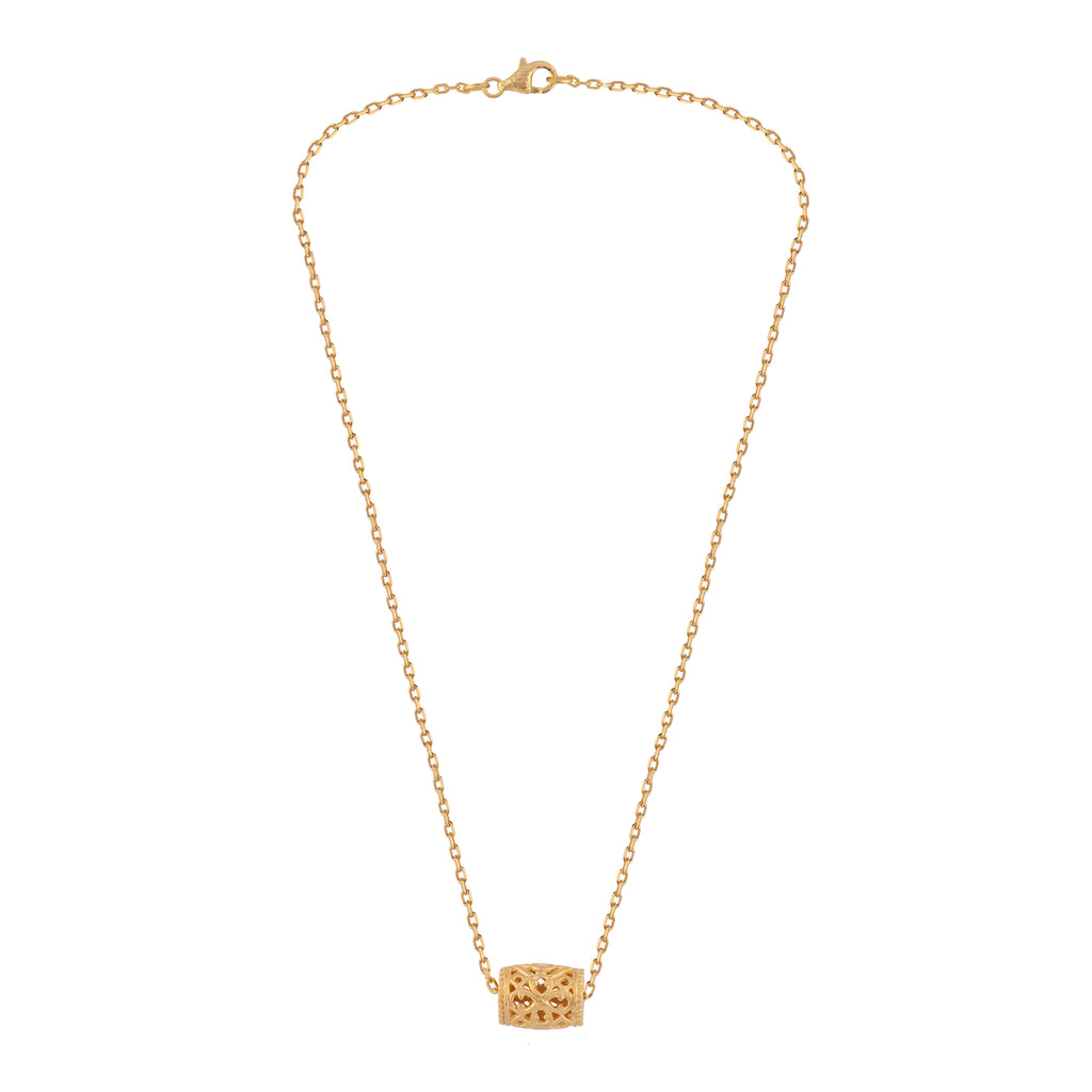 Anastasia Necklace Gold