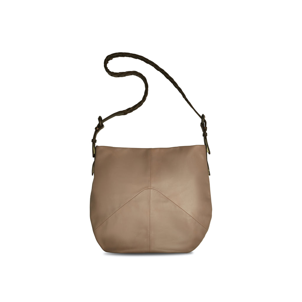 Large Link Bag - Taupe